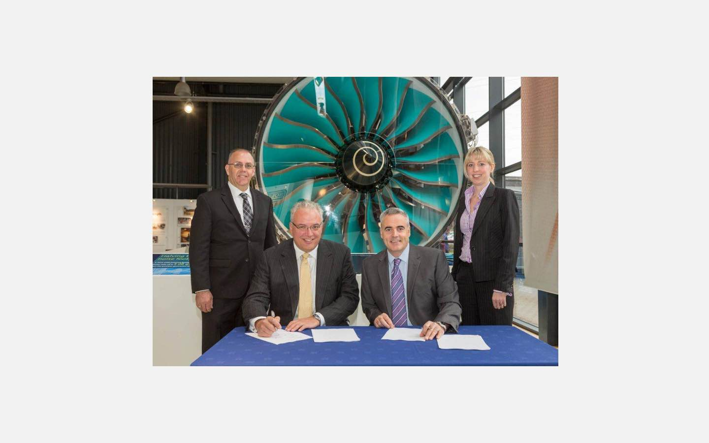 Image for Rolls-Royce Certificate of Approval - 2016-history@2x