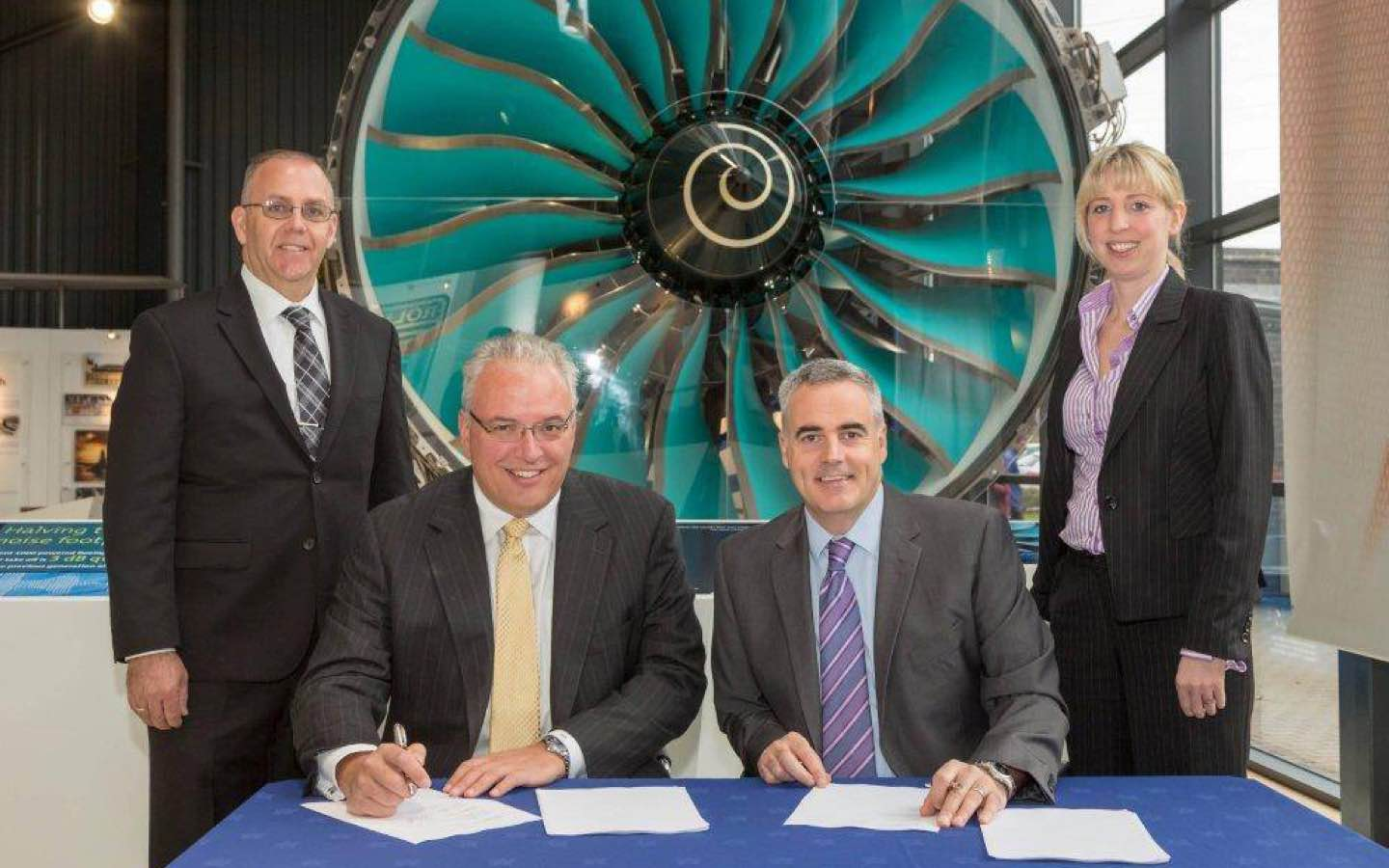 Image for Rhinestahl Selected to be a Preferred Supplier of Rolls-Royce - 2016-history@2x