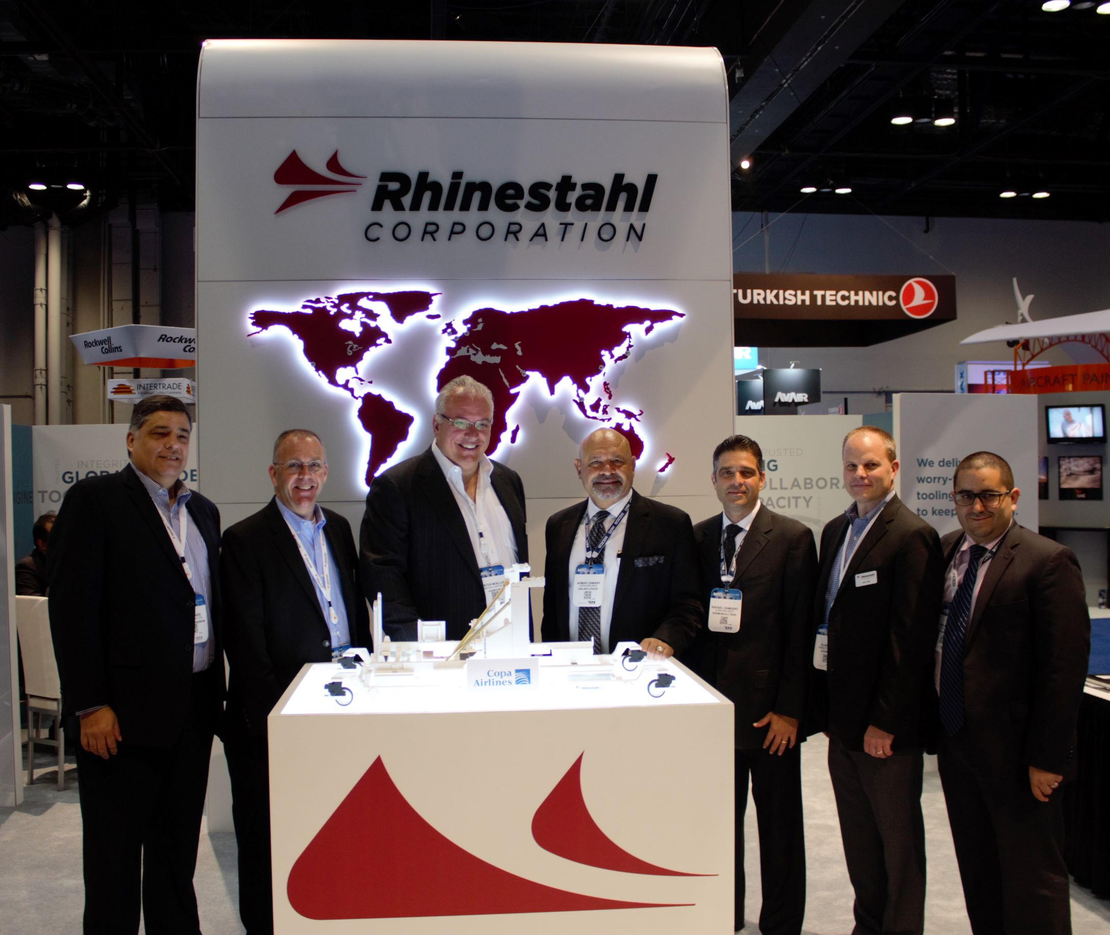 Image for Rhinestahl CTS Announces Tooling Agreement with Copa Airlines through 2025 - IMG_5559